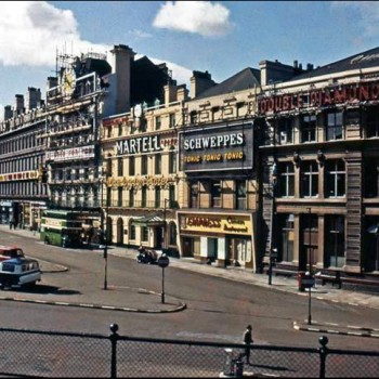 Historical Images of Lime Street - Redevelopment